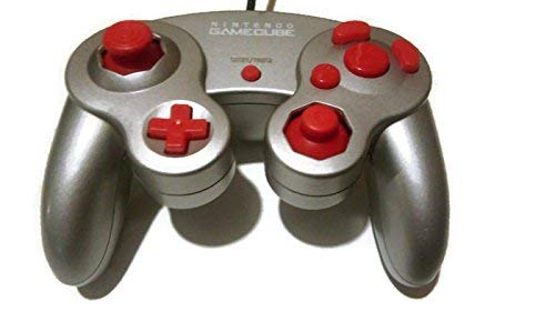 Gamecube Controller Mod Kit Full Buttons Set Red
