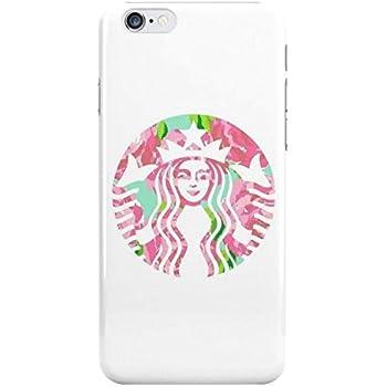 Amazon Pink Starbucks Logo Phone Case