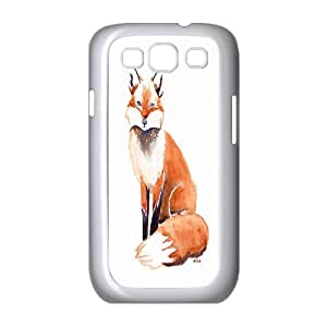 Wholesale Cheap Phone Case For Samsung Galaxy S3 -Red Foxy Foxs-LingYan Store Case 6