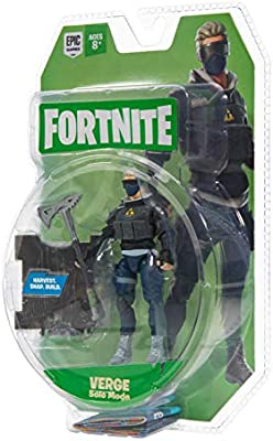 Fortnite Fnt0100 Fortnite Solo Mode Core Figure Pack Verge Amazon Sg Toys Games