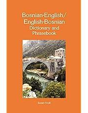 Bosnian-English/English-Bosnian Dictionary and Phrasebook