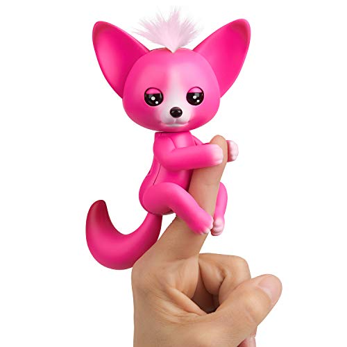 Fingerlings Baby Fox is a cute new toy for girls