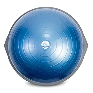 Well-Being-Matters 41RuvNnitcL._SS300_ Bosu Pro Balance Trainer, Stability Ball/Balance Board with Manual and Guided Workout Downloads (26 Inches)