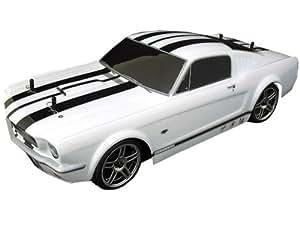 Seben RC 1/10 Onroad HR XK37 Ford Mustang Shelby RTR 2,4GHZ Velocidad + Fail Safe + envío gratuito !! carrocería eligible