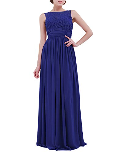 Blue Bridesmaid Gowns - 7