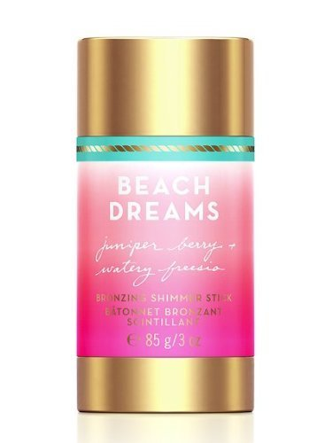 Bronzing Stick (Victoria's Secret Beach Dreams Collection - Bronzing Shimmer Stick BEACH DREAMS - Limited Edition VS Fantasies Bronzer)