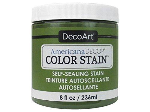 decoart-decadcs-3613-americana-color-stain8ozltfern-americana-decor-color-stain-8oz-light-fern
