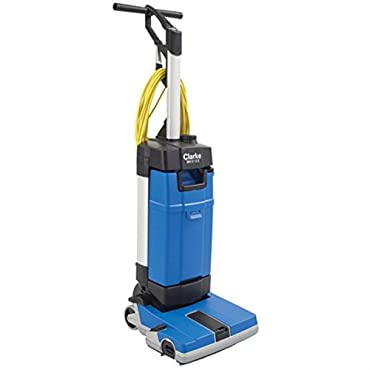 Clarke MA10 12E Upright Floor Scrubber with Off-Aisle and Carpet Kit (107408161)