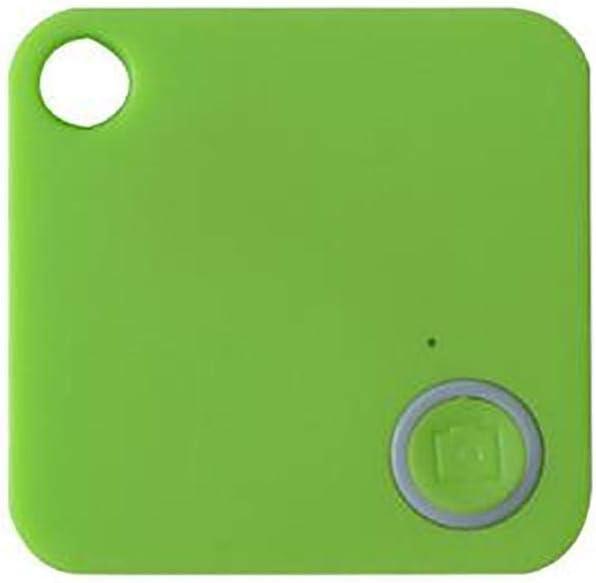 Yionloe Key Finder Smart Tracker,Anti-Lost Theft Device Alarm Mini Bluetooth Wallet Key GPS Tracker for Kids Pet GPS Trackers