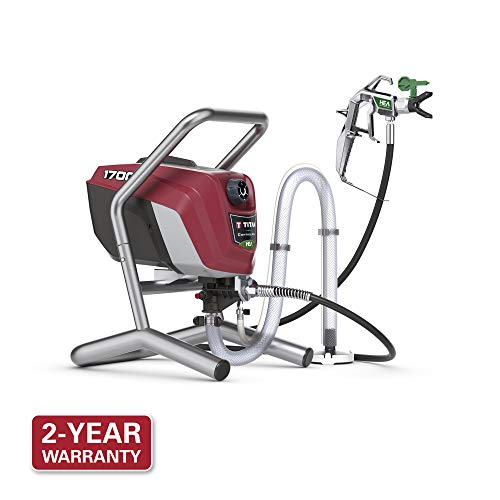 Titan Tool 0580009 Titan High Efficiency Airless Paint Sprayer ControlMax 1700, Control Max