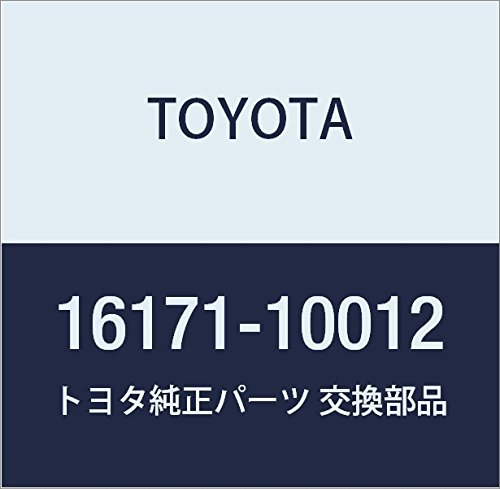 Toyota 16171-10012 Water Pump Pulley