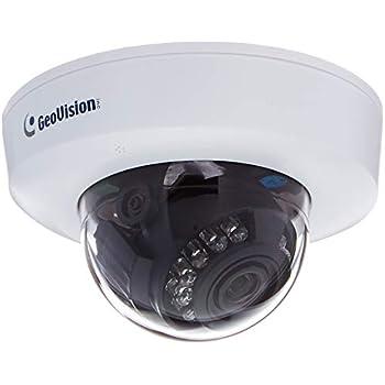GeoVision GV-EBD4700 4MP 2.8mm H.265 Low Lux WDR Pro IR Eyeball IP Dome Camera