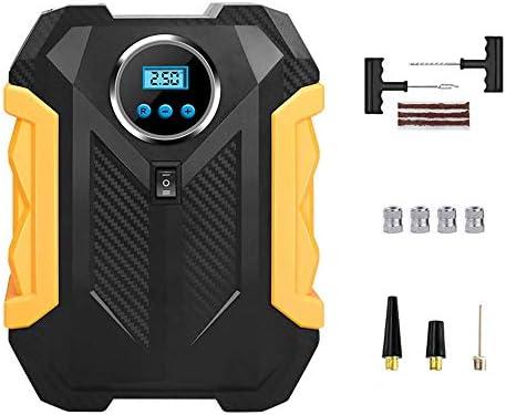ZSJZSJ Medidor de presión de neumáticos Digital para Bicicleta de ...