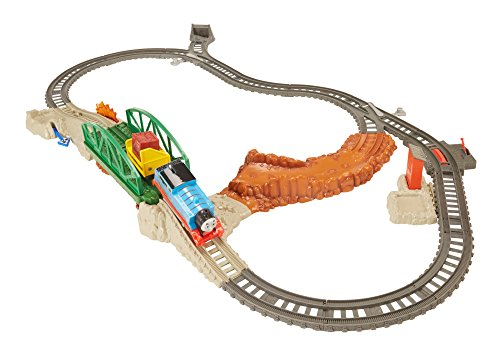Fisher-Price Thomas & Friends TrackMaster, Daring Derail Train Set