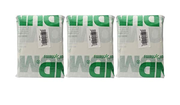 Dumond Chemicals Paper 39inch x 39inch White Green 6 Per 10 Pack