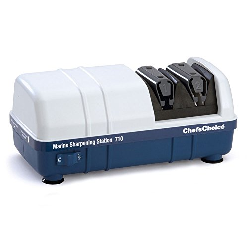 Chef'sChoice Marine Diamond Hone Electric Sharpening Station #710 by EdgeCraft