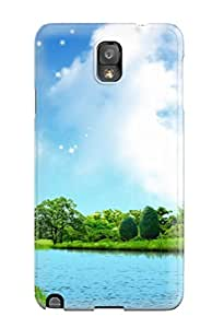 New Cute Funny House Case Cover Galaxy Note 3 Case Cover