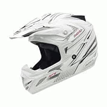 Casco Mt Mx-1 Technical M10 BLANCO/GRIS T-M