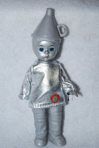 Mcdonald's Happy Meal Tin Man Doll 2007 Madame Alexander Wizard of Oz