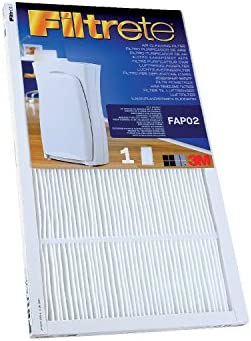 Filtrete fapf01/02 Limpiar pequeño purificador de Aire - Filtro de ...