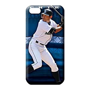 iphone 6plus 6p Shatterproof Defender Protective mobile phone carrying cases seattle mariners mlb baseball