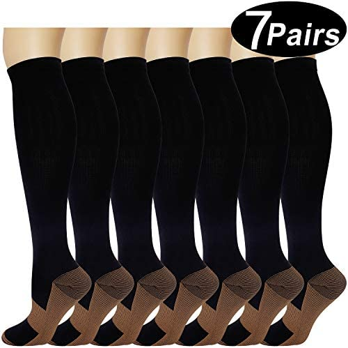 Graduated Medical Compression 20 30mmhg Stockings product image