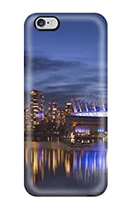 For Iphone 6 Plus Tpu Phone Case Cover(vancouver City)