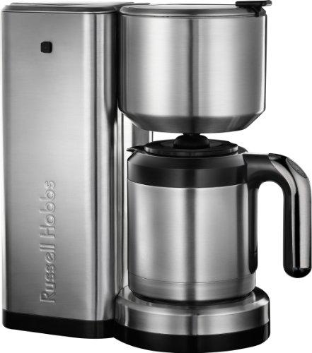 russell hobbs 17893 56 m quina de caf acero inoxidable 1000 w litros 10 tazas. Black Bedroom Furniture Sets. Home Design Ideas
