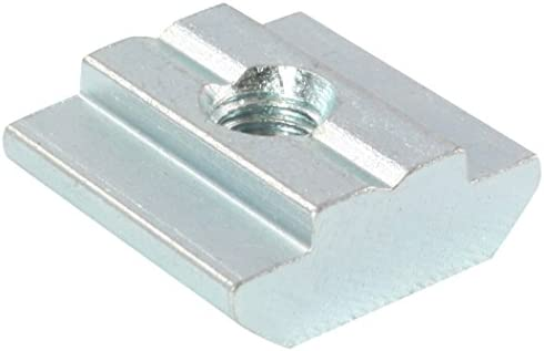 10 x 8 Nutenstein nut type b-m5 avec chevalet et lourd en acier galvanis/é