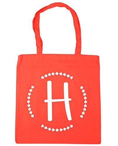 HippoWarehouse - Bolsa de playa de algodón  Mujer, rojo clásico (Rojo) - 13550-TOTE-Classic Red coral