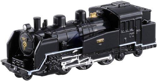 C11 1 蒸気機関車 「トミカ No.80」の商品画像