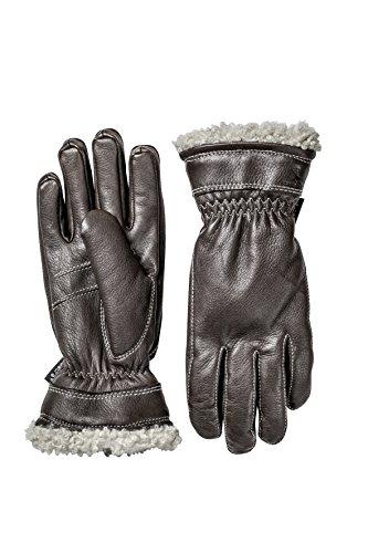 Hestra Deerskin Primaloft Leather Driving Gloves