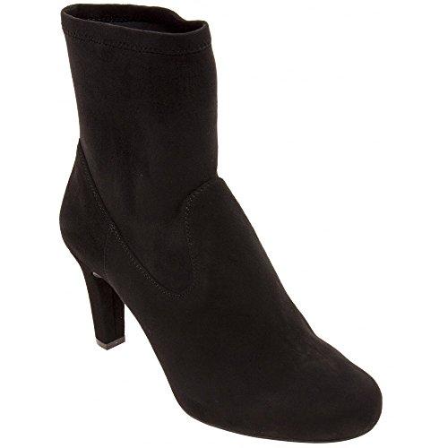 Unisa WoMen Netro_ks_STL Ankle Boots Black