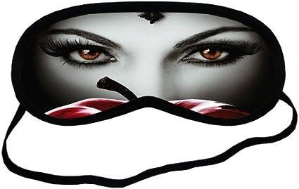 Once Upon a Time – Saco de dormir máscara suave cara venda algodón suave cómodo dormir ojos Máscara Fácil llevar para viajes o la oficina: Amazon.es: Hogar