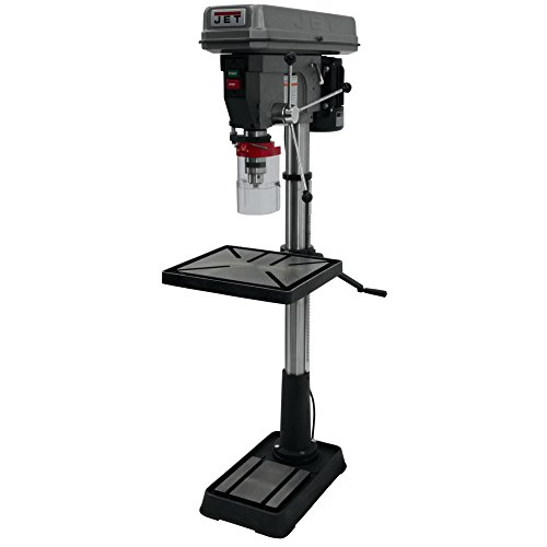 JET 354170/JDP-20MF 20-Inch Floor Drill Press Review