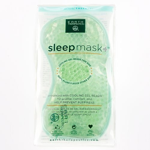 Earth Therapeutics Cooling Gel Sleep Mask