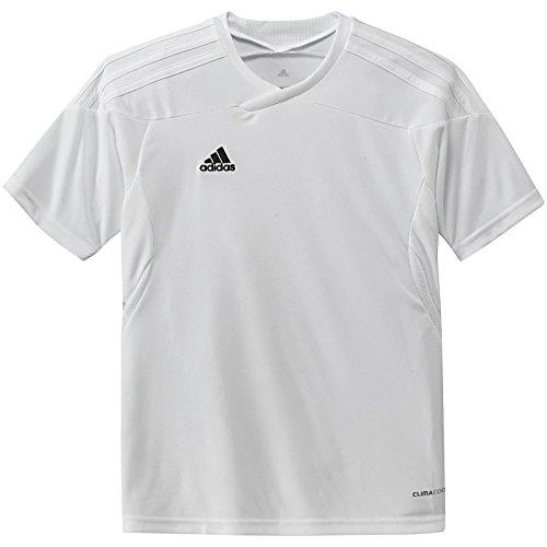 Adidas Youth Soccer Uniforms (adidas Big Boys' Youth Tiro 11 Jersey, White, Medium)