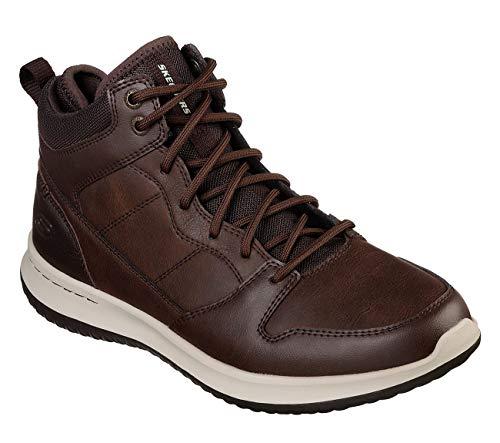 Skechers Boot Delson Chukka Men's Ralcon Chocolate gwAgqS17