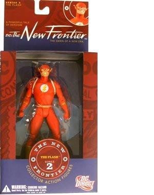 New Frontier Series 2 - Flash