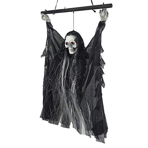 Halloween Decorations Sales - Wellye Halloween Decoration, Halloween Skeleton Ghost