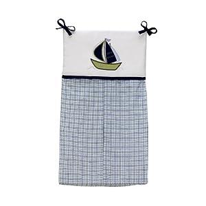 Nautica Zachary Diaper Stacker