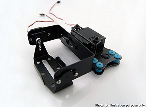 HobbyKing ActionCam Inline Gimbal for FPV and Multi-Rotor