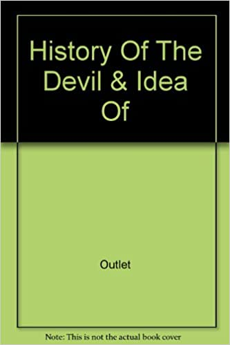 History Of The Devil & Idea Of