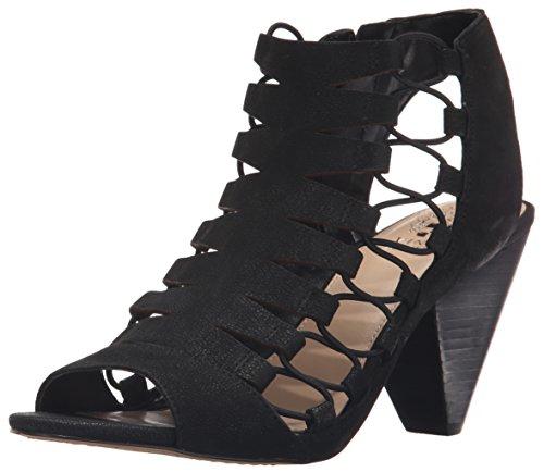 Vince Camuto Women's Eliaz Dress Sandal, Black, 8.5 M - Hanover Dress Shops