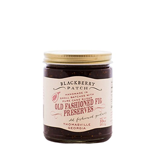 Blackberry Patch All Natural FIG Preserves, 10 (Fig Preserves)