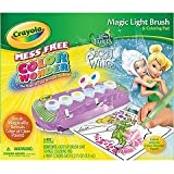 Crayola Disney Fairies Magic Light up Brush
