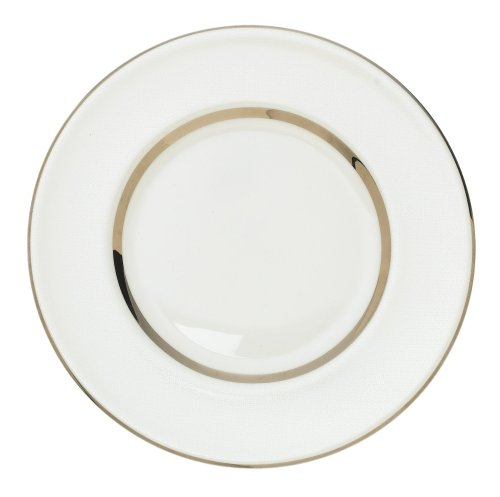 Royal Doulton Platinum Silk - Royal Doulton Platinum Silk 8-inch Salad Plate