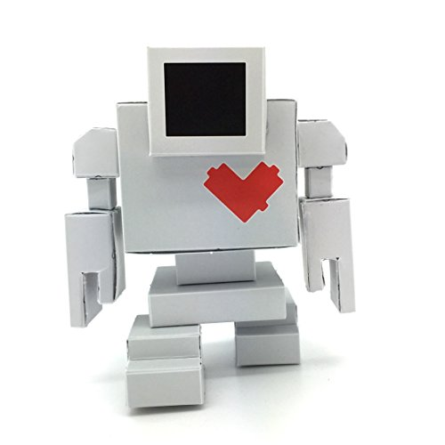 Paper Toy Robot - 4