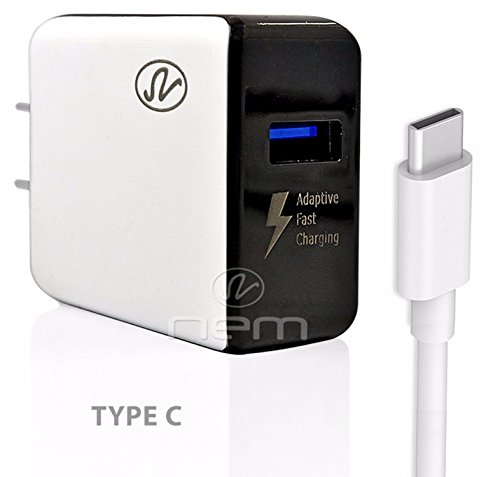 AT&T ZTE Blade Spark Accessory Kit, 2 in 1 Rapid Charging 2.
