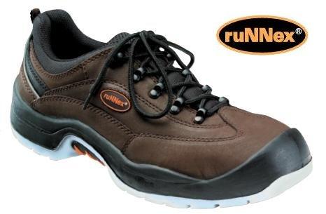 ruNNex Sicherheitsschuhe 5302-39 - S3 - TaemStars brown